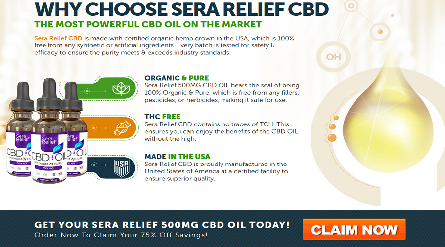 Sera-Relief-CBD-Oil-Review