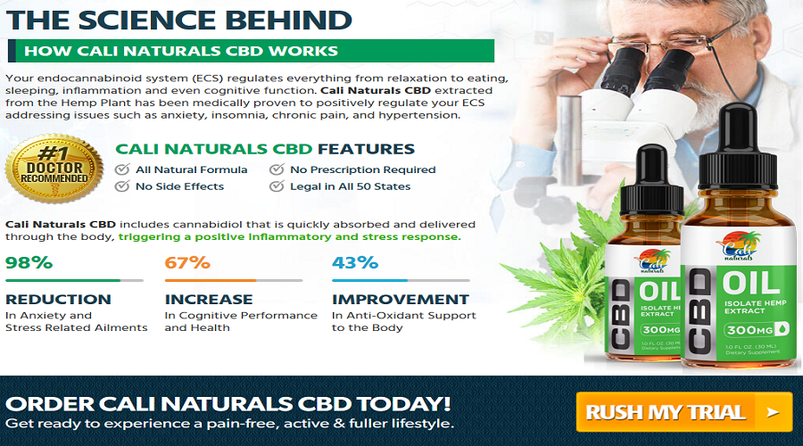 How-Cali-Naturals-CBD-Oil-Works