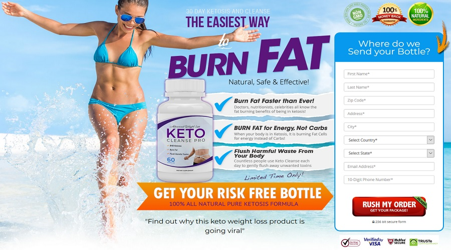 Keto-Cleanse-Pro-Order-Form